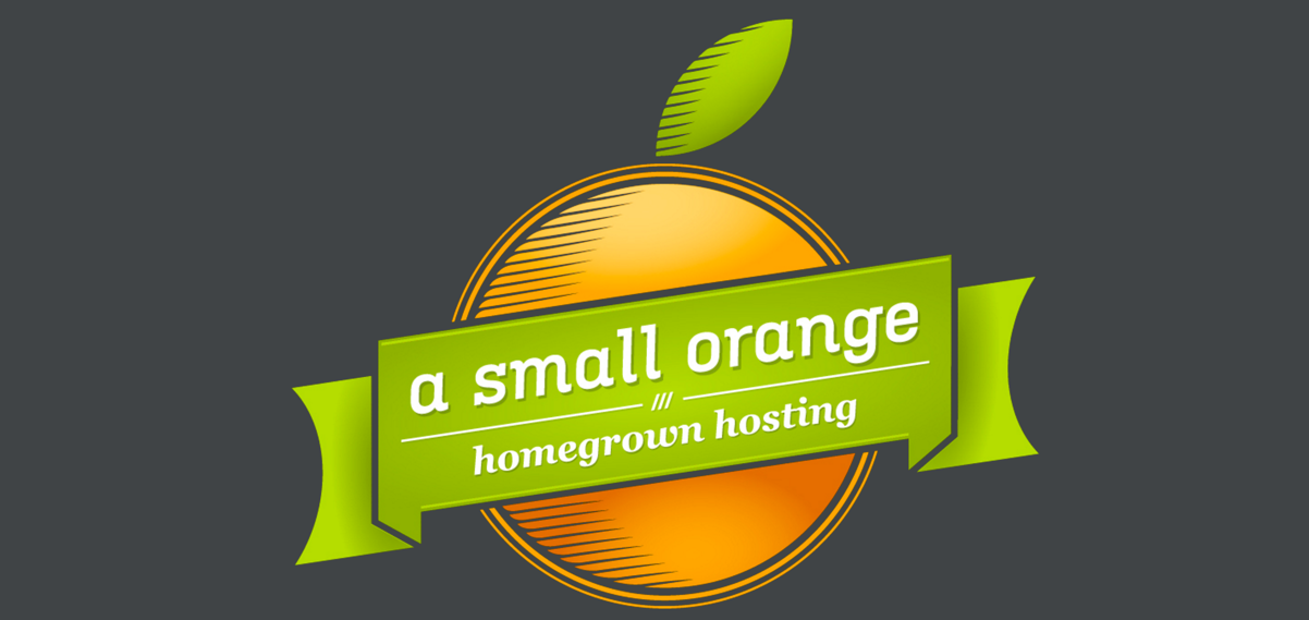 a small orange hosting review