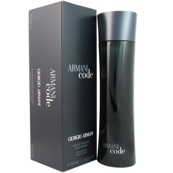 armani code for men review