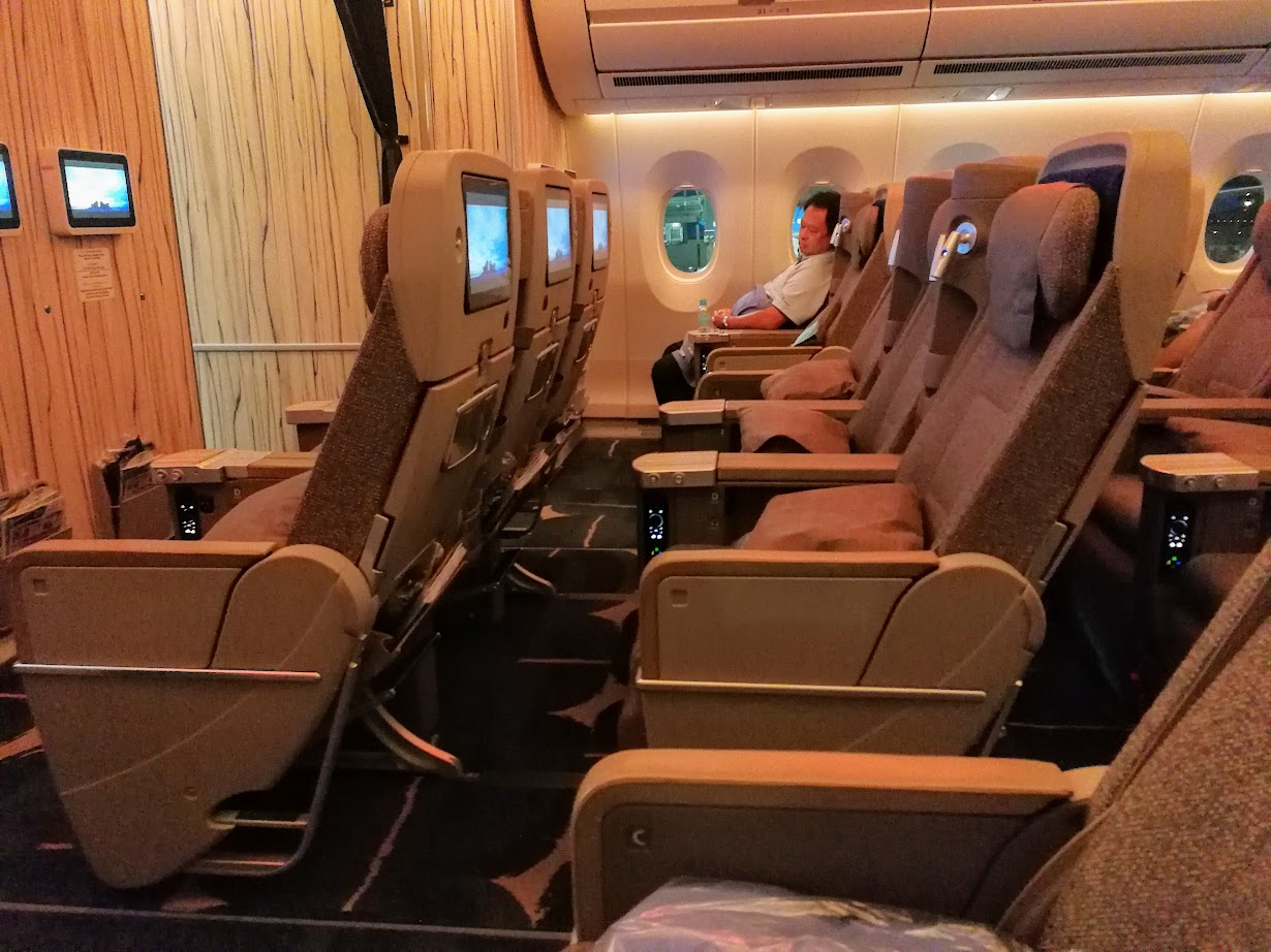 china airlines premium economy a350 review