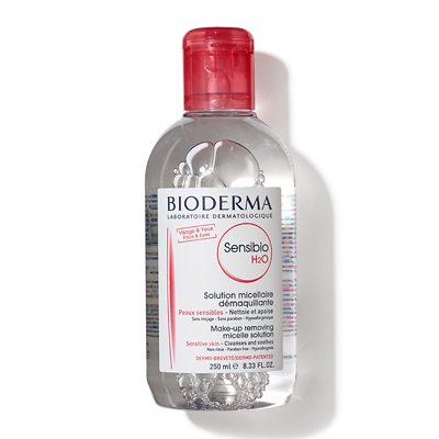 bioderma sensibio h2o micelle solution review