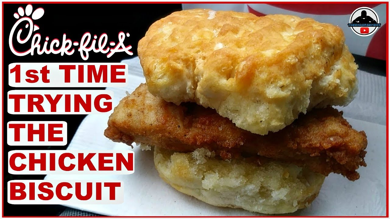 chick fil a chicken biscuit review