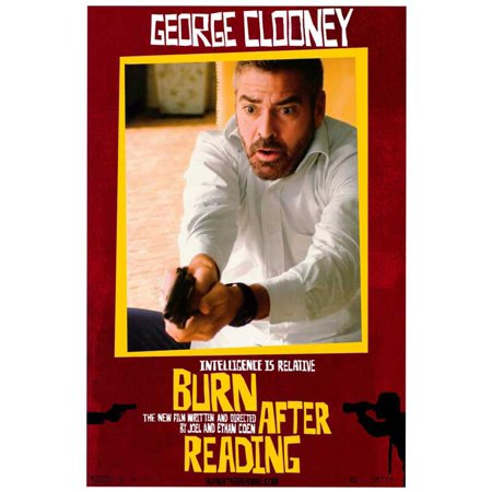 burn after reading movie review