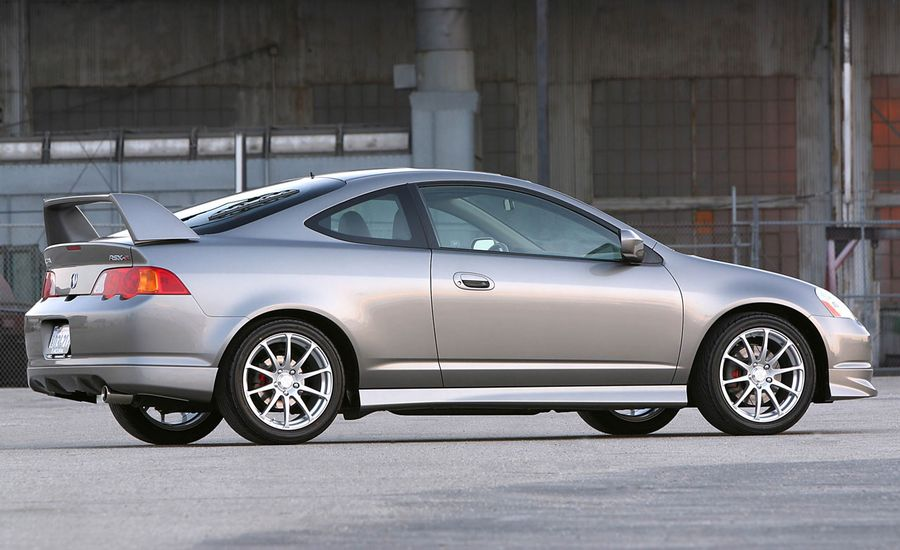 2004 acura rsx type s review