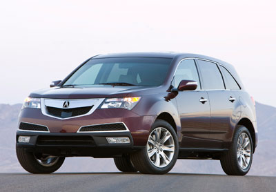 2011 acura mdx review car and driver