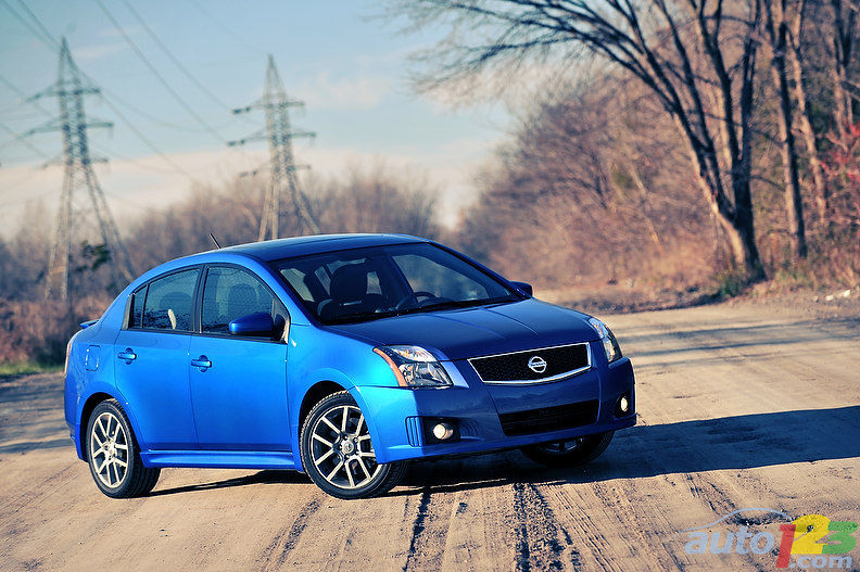 2011 sentra spec v review