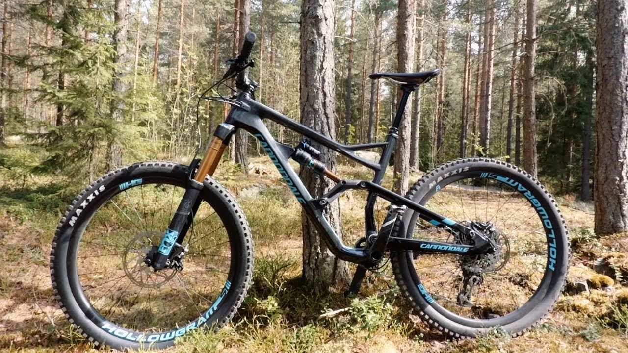 2016 cannondale jekyll carbon 2 review
