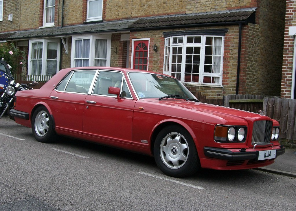 1989 bentley turbo r review