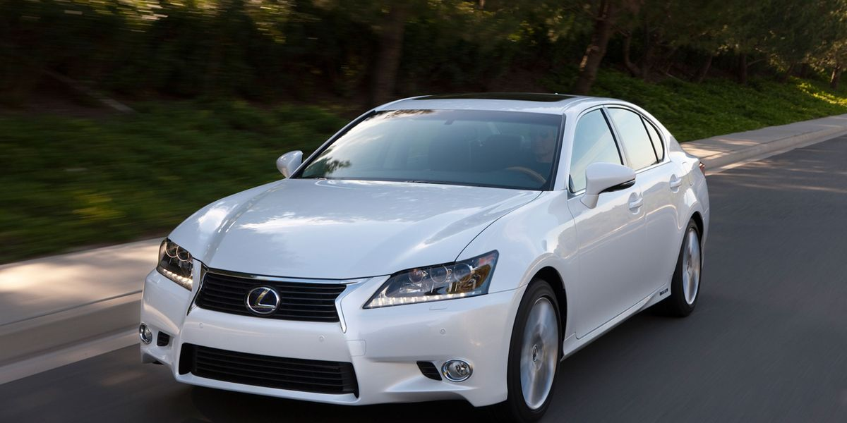 2011 lexus gs 450h hybrid review