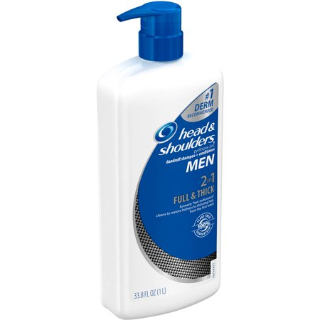 head and shoulders full and thick review