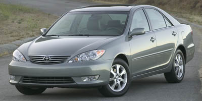 2006 toyota camry le reviews