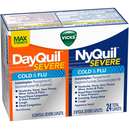 dayquil cold and flu review