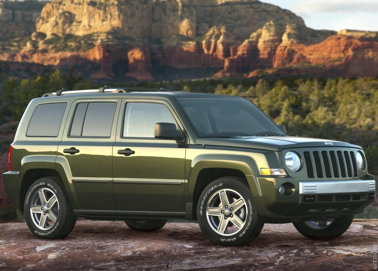 2014 jeep patriot north 4x4 review
