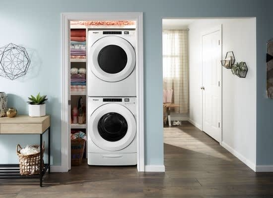 stackable front load washer and dryer reviews