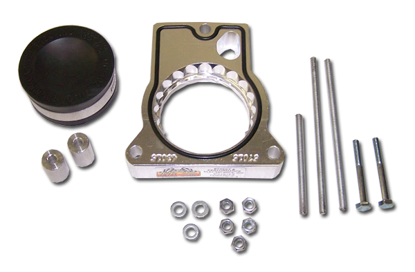 5.7 vortec throttle body spacer review