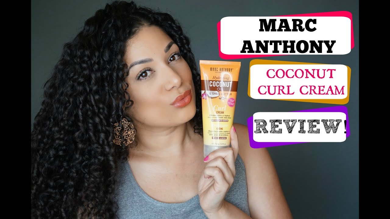 marc anthony hair products review