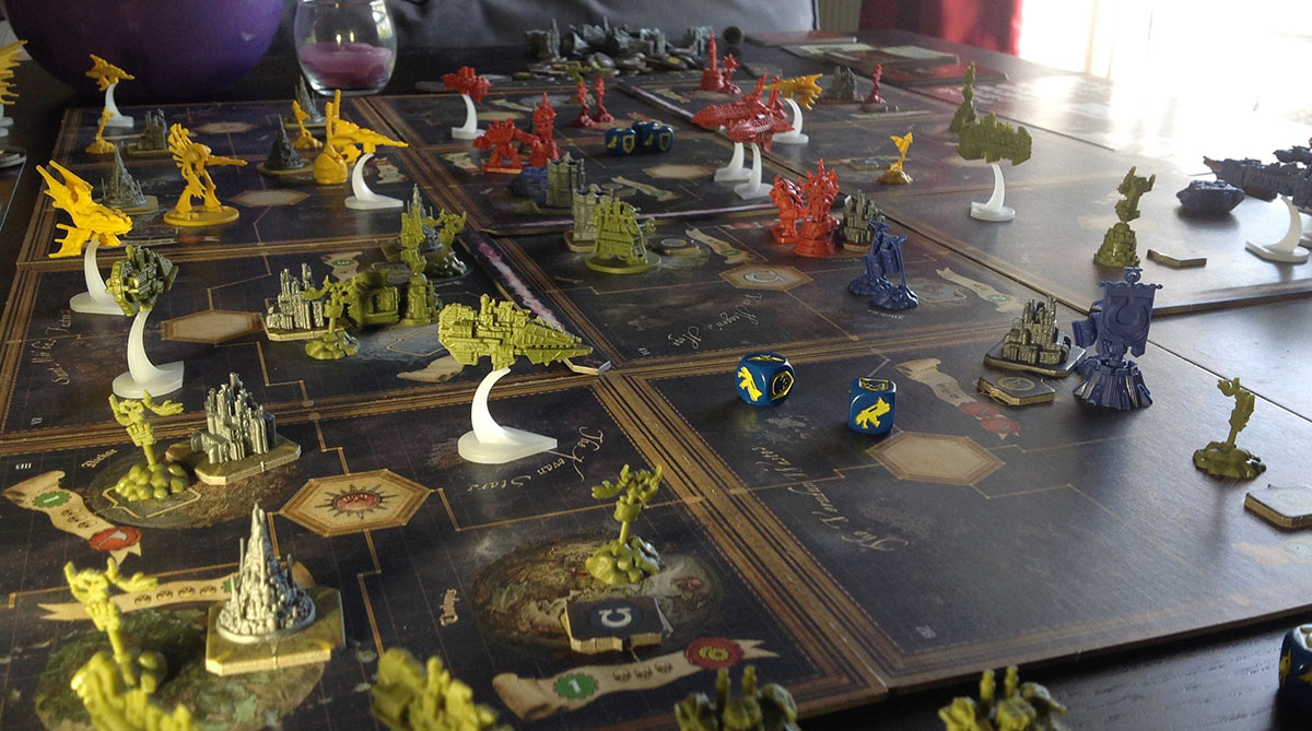 game of thrones risk review