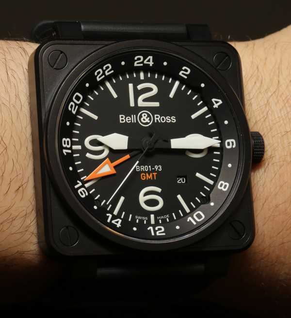 bell and ross br 123 gmt review
