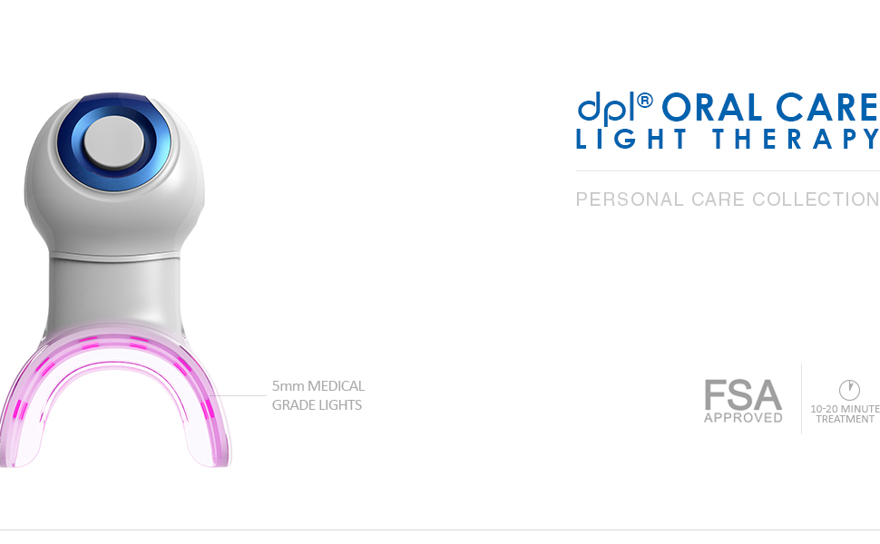dpl oral care light therapy system reviews