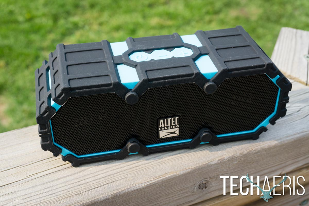 altec lansing mini life jacket bluetooth speaker review
