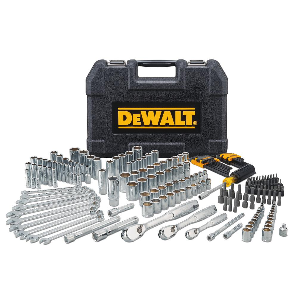 dewalt mechanics tool set reviews