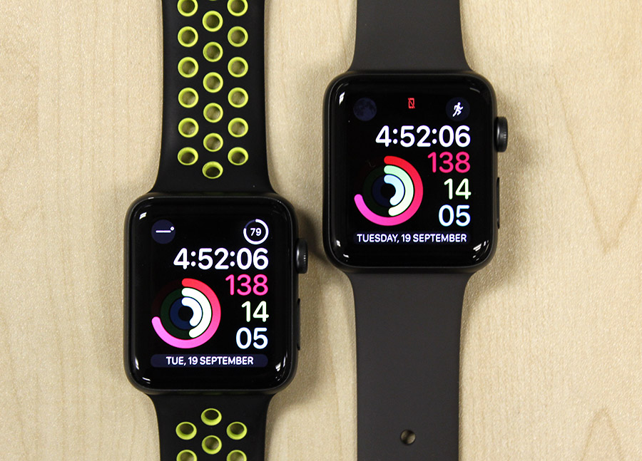 apple watch review series 3 gps