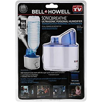 bell howell ultrasonic humidifier reviews