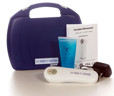 sonic relief portable ultrasound device review