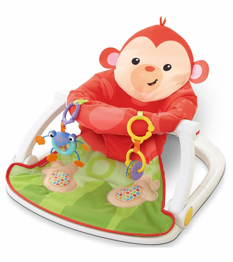 fisher price sit me up chair reviews