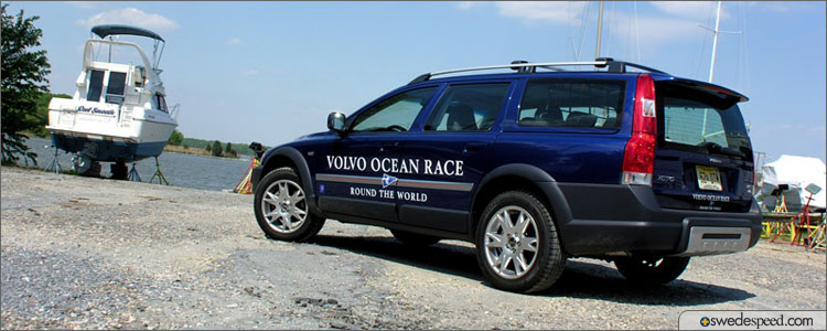 2006 volvo xc70 ocean race edition review