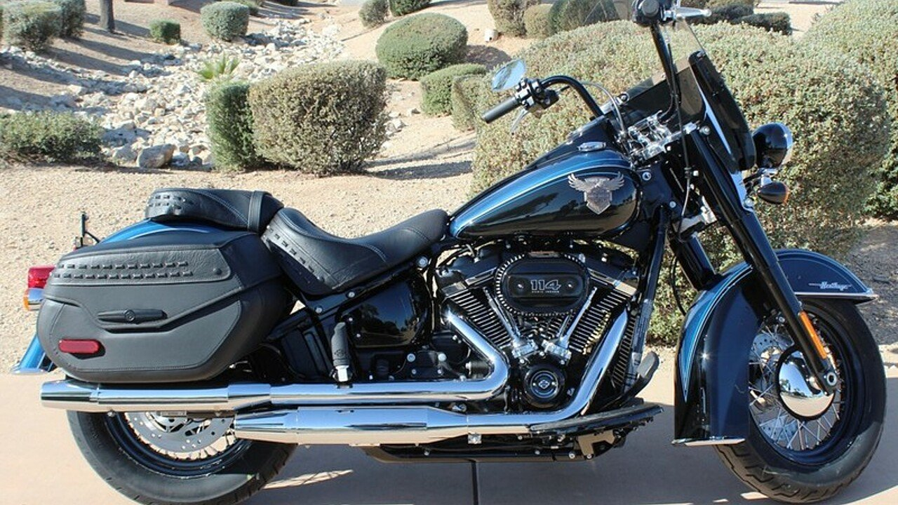 2018 heritage softail classic review
