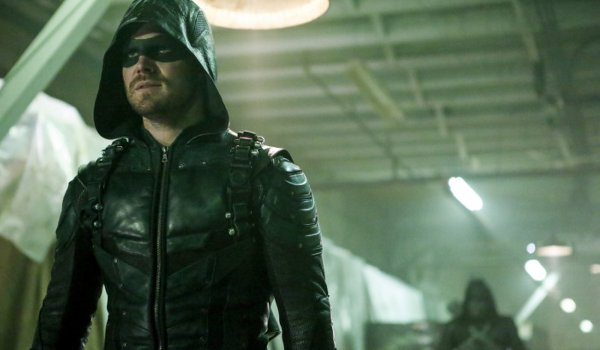 arrow who are you review