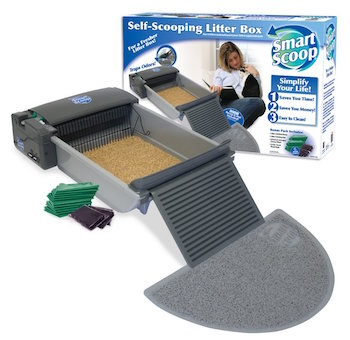automatic self cleaning litter box reviews