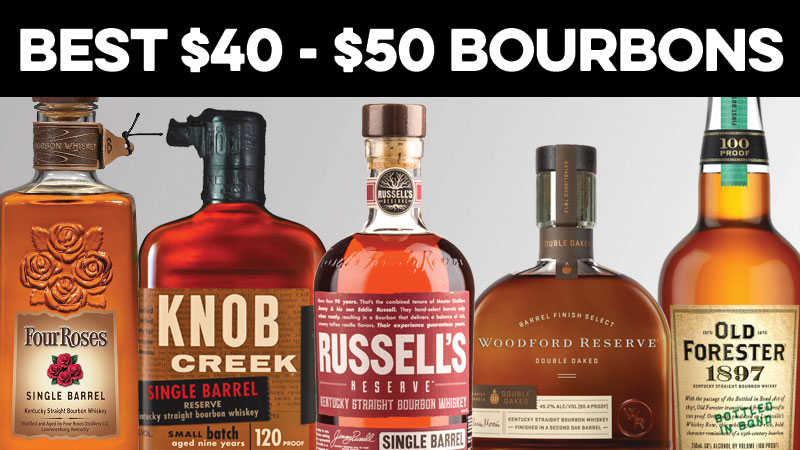 best bourbon for the money review