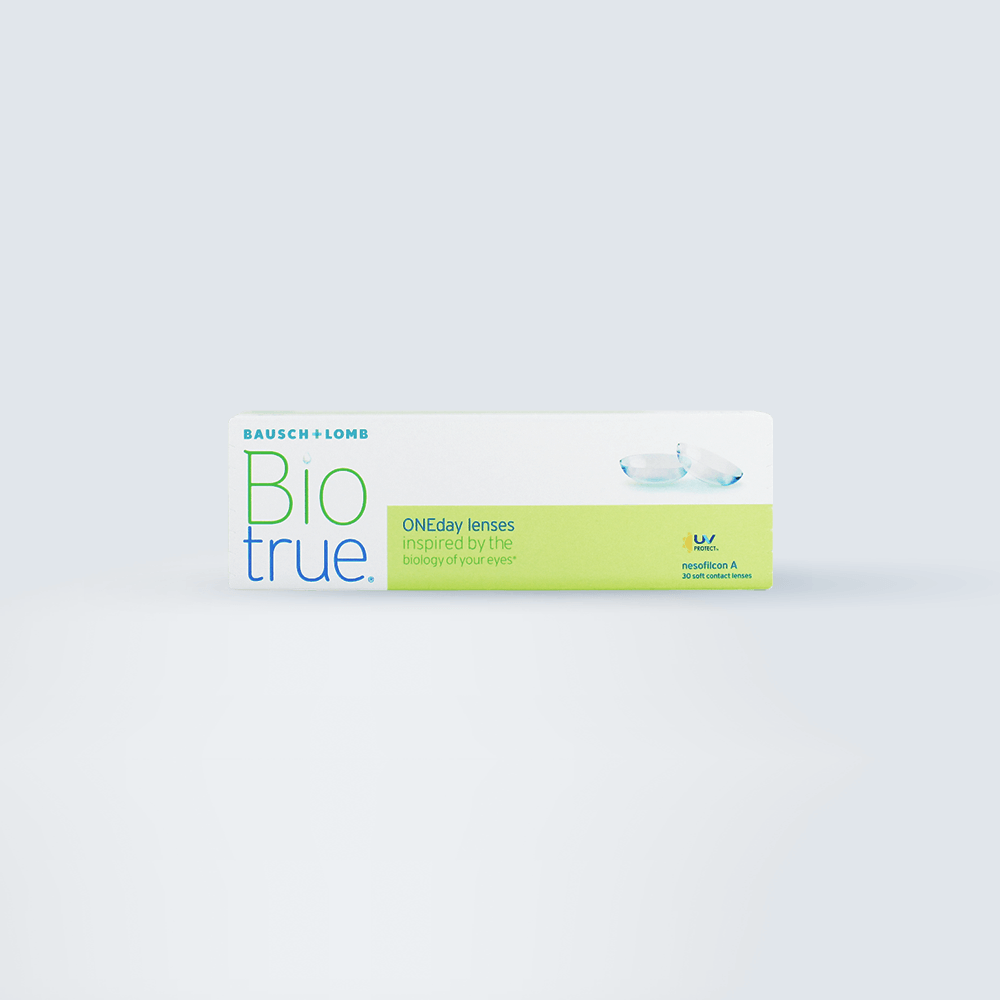 biotrue one day contacts review