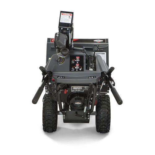briggs and stratton 24 snowblower review