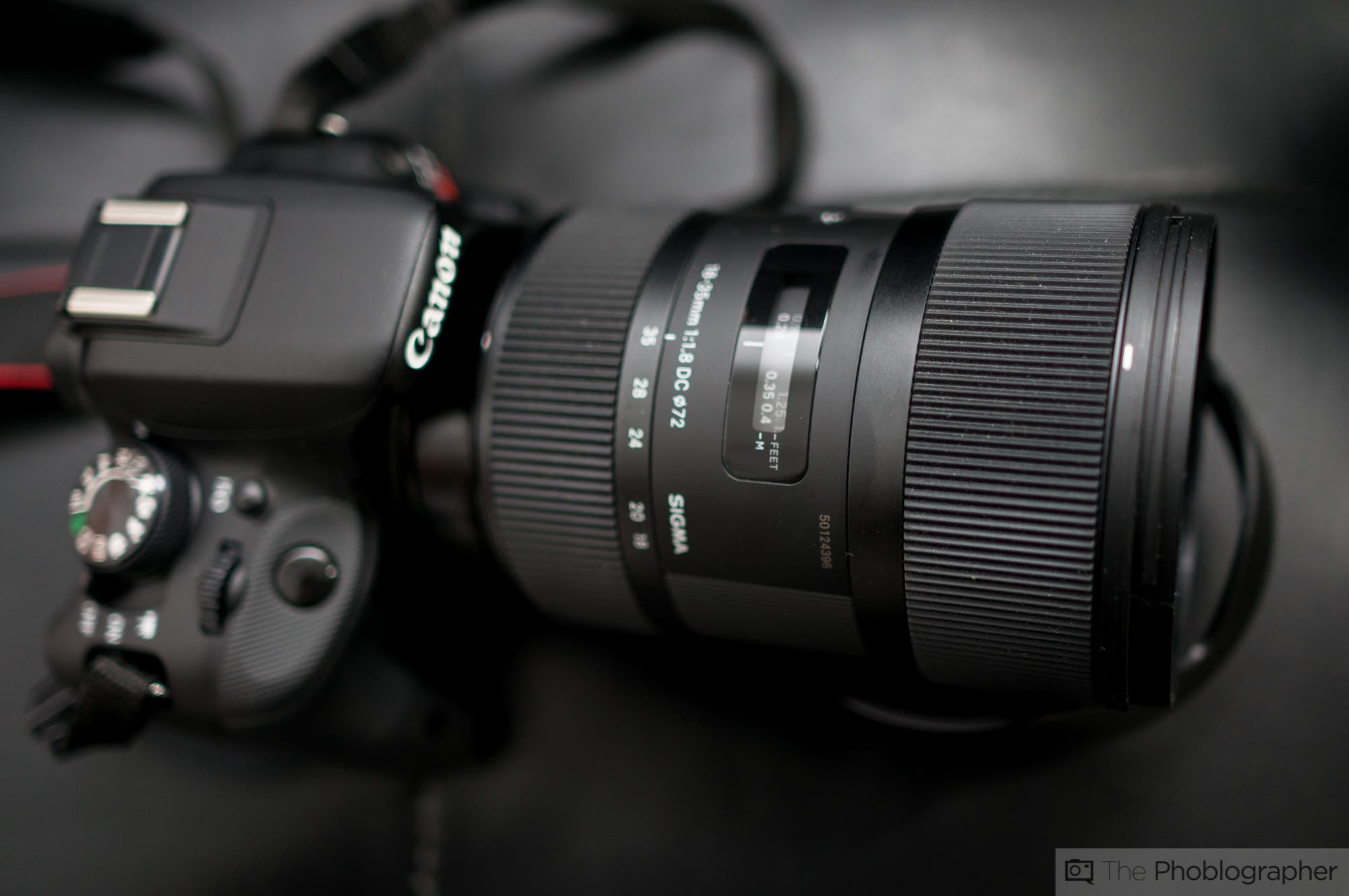 canon 18 35mm lens review