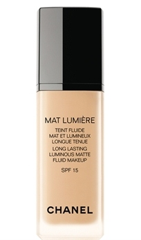 chanel mat lumiere foundation review
