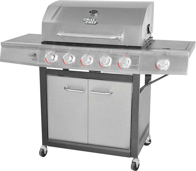 grill chef bbq 72000 btu review
