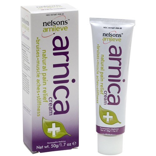 arnica cream reviews for bruises