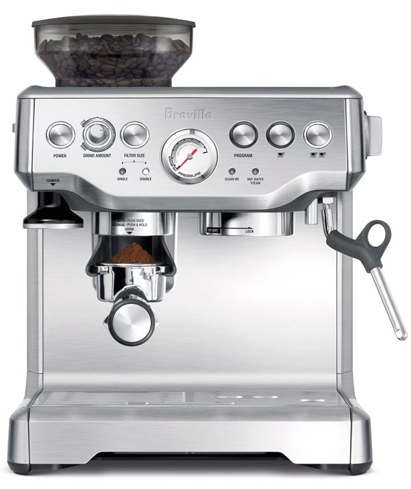 coffee machine with grinder reviews