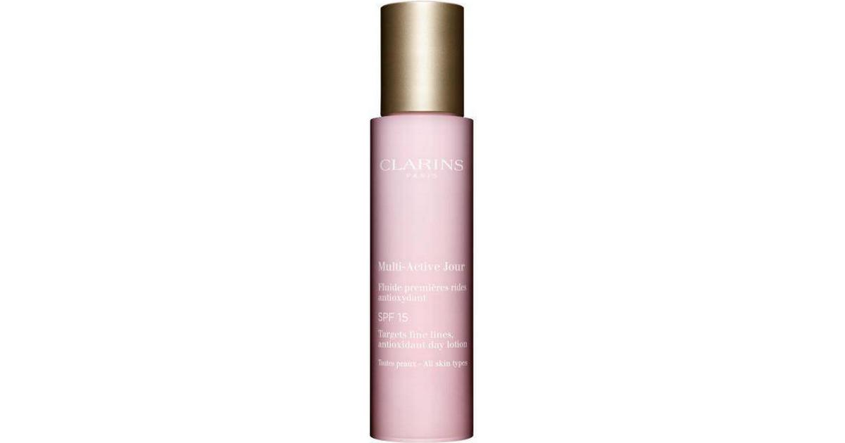 clarins multi active day lotion reviews