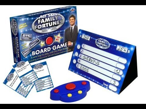 family alias board game review