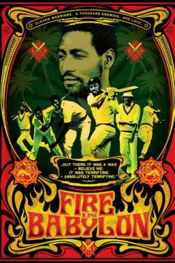 fire in babylon movie review