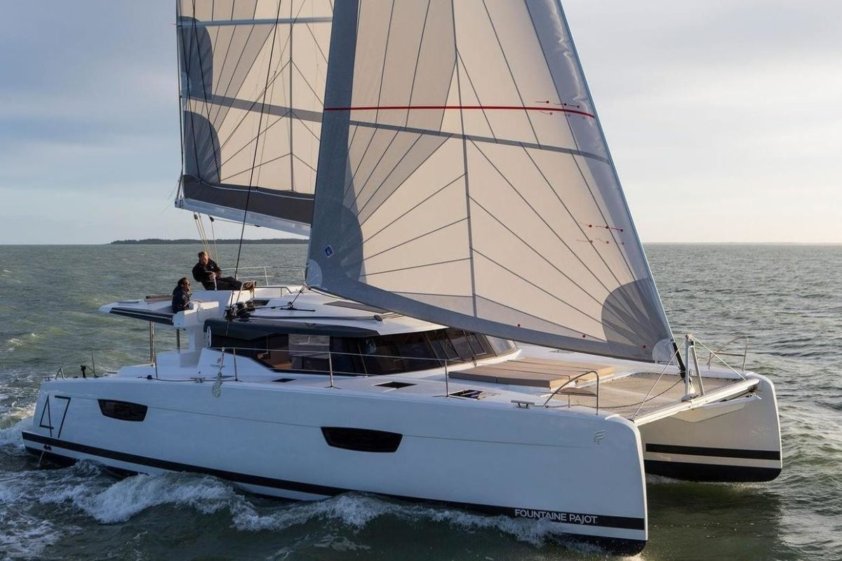 fountaine pajot saona 47 review