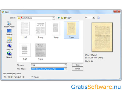 free ocr to word review