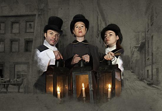 ghost tours of quebec review