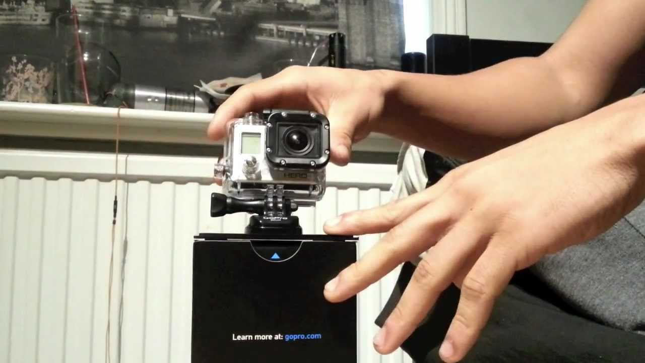 gopro hero3 white edition review