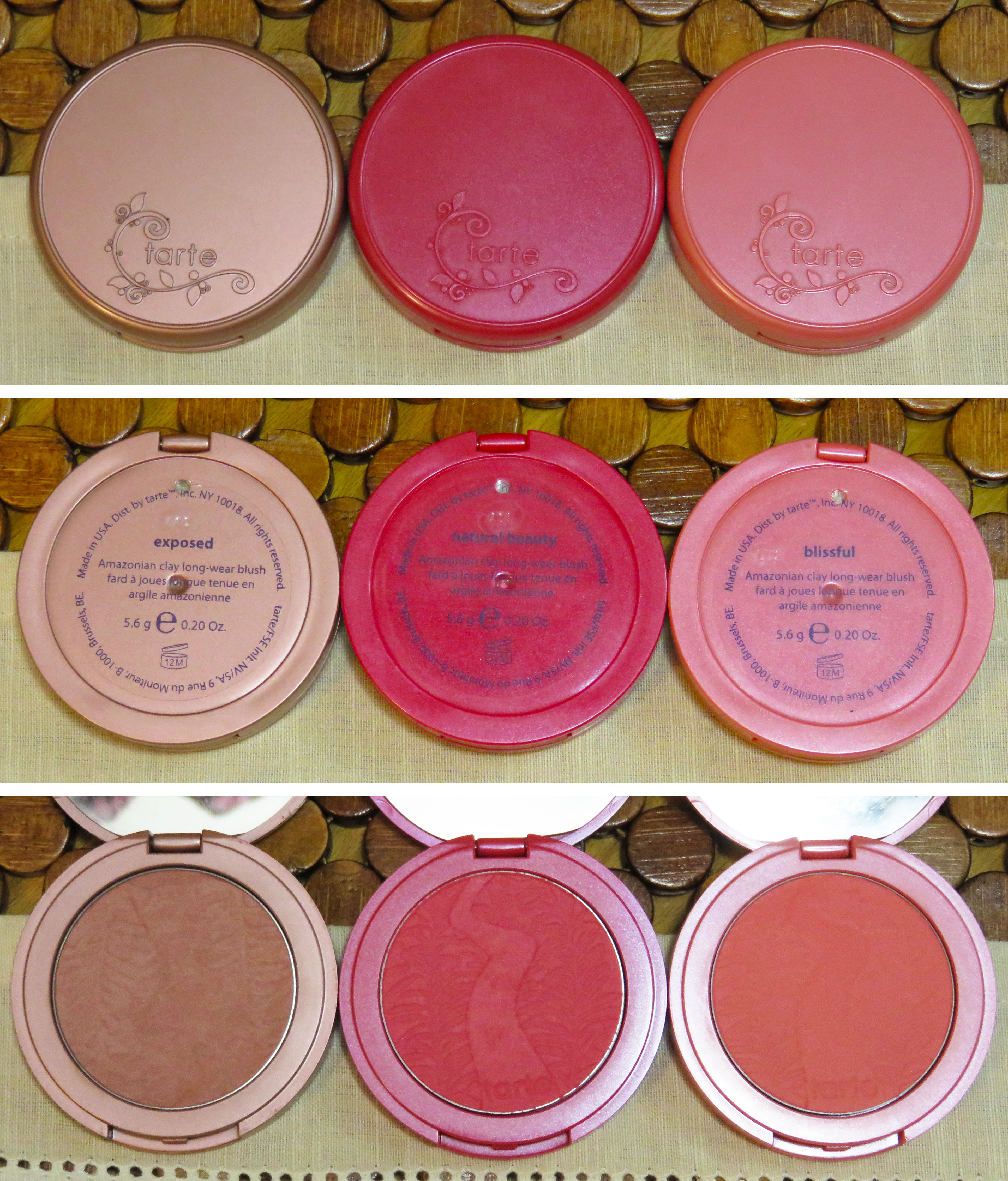 tarte amazonian clay 12 hour blush review